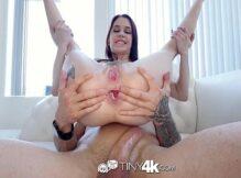 Sexo anal top tesuda transando gostoso
